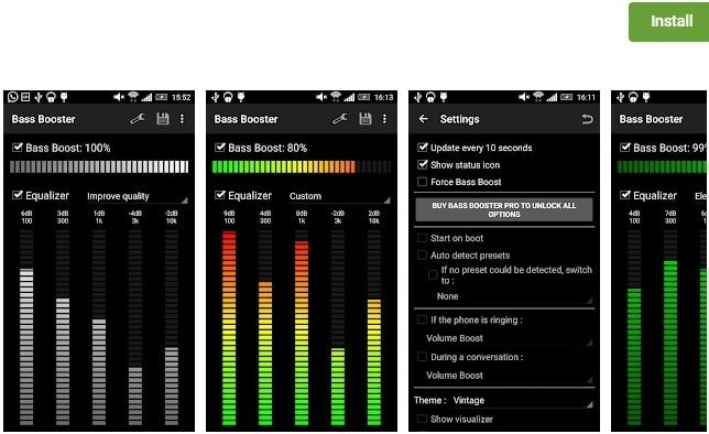 Bass Booster for Windows 7,8,10 and Mac PC