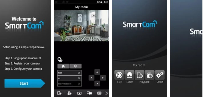 Free Download smartcam app for PC
