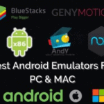 15 Best Android Emulators For PC Of (Windows and Mac ) 2020
