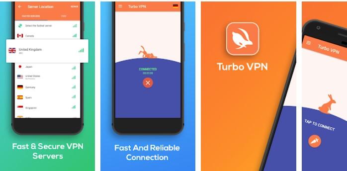 Turbo VPN for Windows