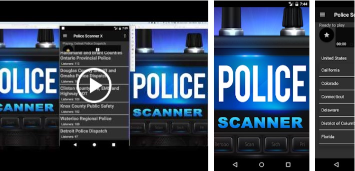 Free Police Scanner For PC