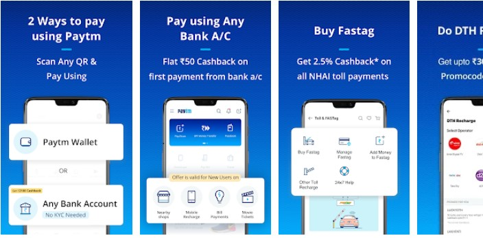 PayTM App for PC