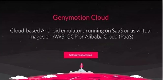 genymotion cloud for PC