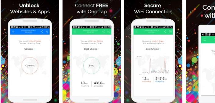 Touch VPN for Windows