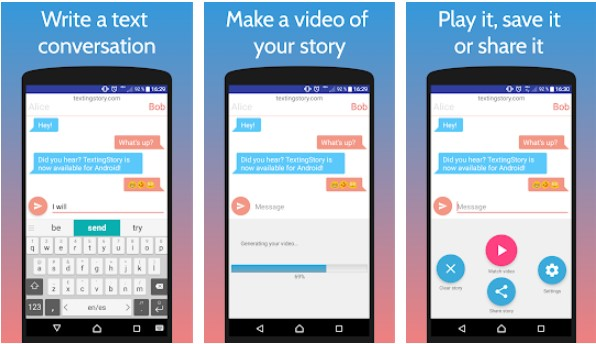 TextingStory For windows
