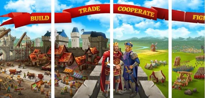 Empire four kingdoms for Mac