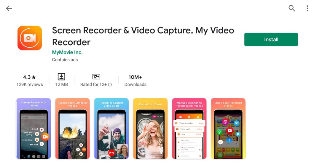 DU Recorder for Mac