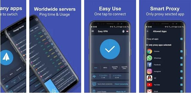Easy VPN for Windows