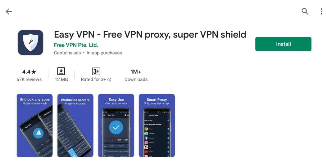 Easy VPN for Mac OS