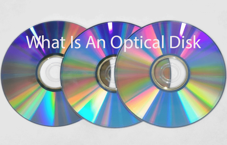 What Is An Optical Disk
