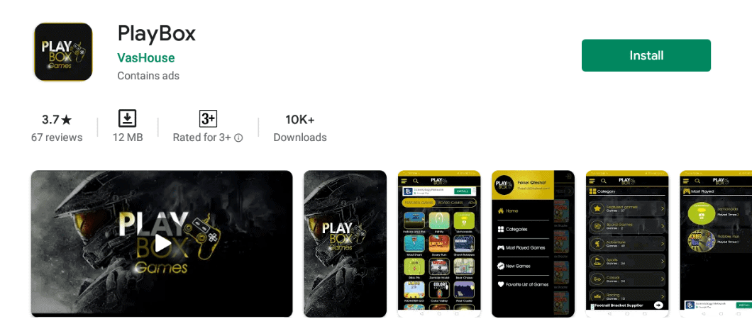PlayBox HD For PC Download For Windows Xp/7/8/10