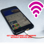 Get Free Internet On Android Without Service 2020 ( How To Guide)