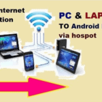 How to Connect PC Internet to Mobile via WiFi Hotspot ( Step By Step)