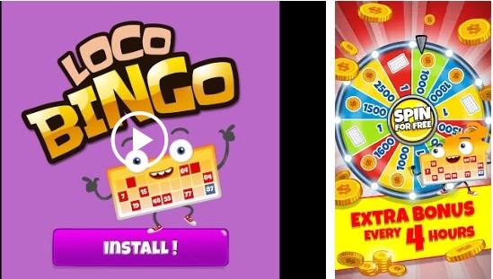 LOCO BiNGO! Jackpots crazy for play