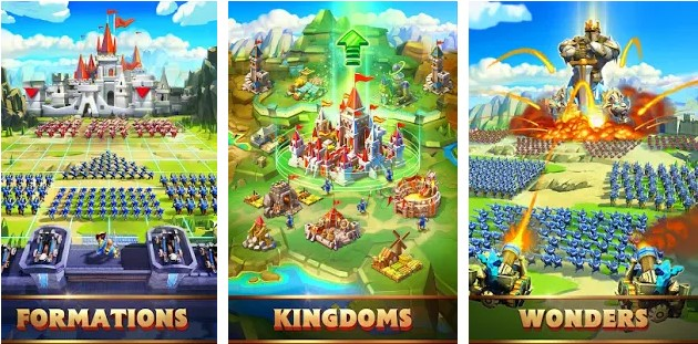 Rise of Kingdoms Lost of Crusades